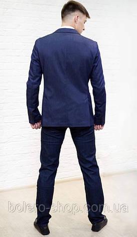 Мужской пиджак Hugo Boss размер 54, фото 3