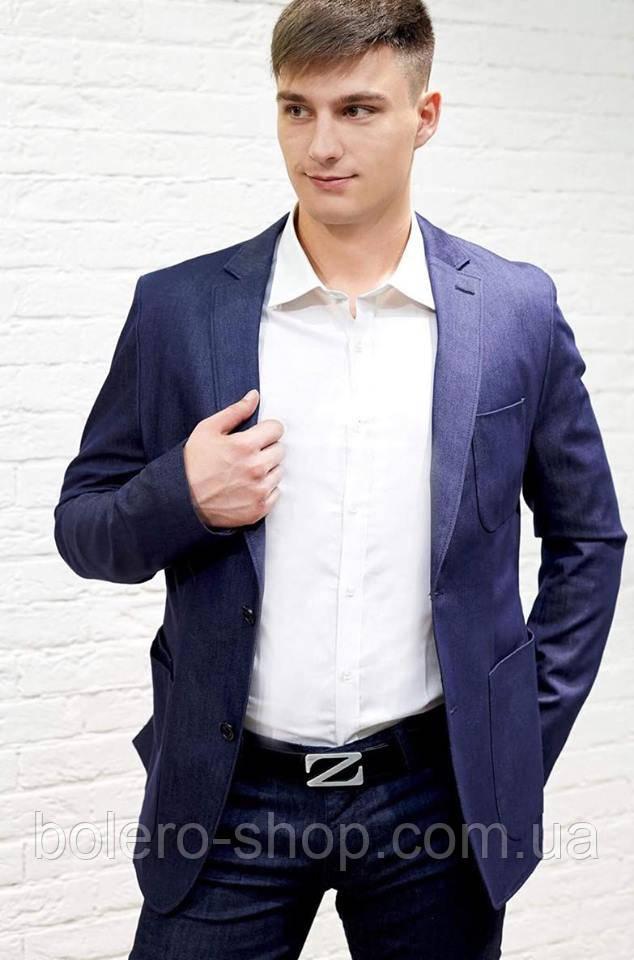 Мужской пиджак Hugo Boss размер 54