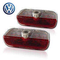 VOLKSWAGEN LED Welcome lamp with Logo