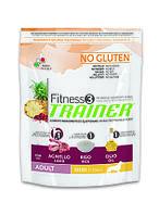 Сухой корм для собак мелких пород с ягненком и рисом(Trainer Fitness3 Adult Mini With Lamb,Rice,Oil) 2 кг