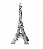 Картонная модель Эйфелева башня (серебро) 289-02 Умная бумага