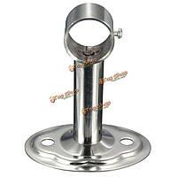 3-дюйма поддержка трубы из нержавеющей стали стоят высокие трубы кронштейна полотенце стойки шасси