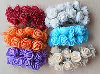 Троянди з фатином