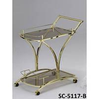 Стол сервировочный SC-5117-B Onder Metal
