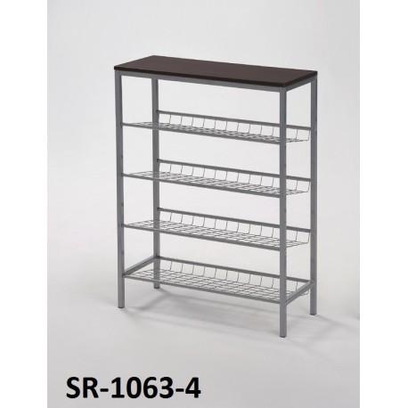 Подставка для обуви SR-1063-4 Onder Metal