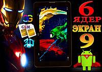 НОВЫЙ ПЛАНШЕТ ТЕЛЕФОН Lenovo GD9! 6 ЯДЕР,3G,3D,DE