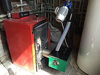 Переводим технологические процессы нагрева с газа на пеллету