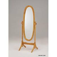 Зеркало MS-8007-OAK Onder Metal