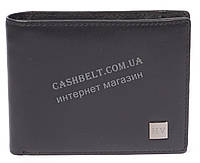 Красивый кожаный и удобный мужской кошелек H.VERDE art. 8400
