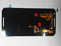Дисплей  (экран) Motorola X+1, Moto X2, XT1096, XT1097 с черным сенсором original.