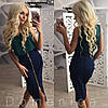 Удлиненная джинсовая юбка, фото 4