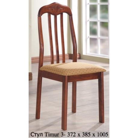 Стул Timur 300-1  (Тимур) nuvo-oak Onder Metal