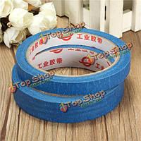 20м синий клейкая лента высокотемпературная упорная полиимида клейкие ленты 12мм/20мм