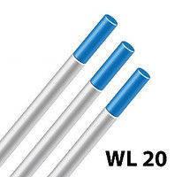 Вольфрамовый электрод WL 20 1.0мм