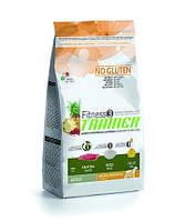 Сухой корм для взрослых собак средних и крупных пород с уткой и рисом (Trainer Fitness3 Adult Medium&Maxi 3кг