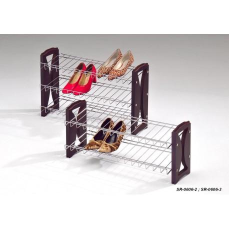 Подставка для обуви SR-0606-3 Onder Metal