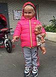 """Детская теплая демисезонная куртка """"Nike"""" (4 цвета), фото 3"""