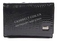 Лаковый женский кожаный кошелек высокого качества BODENSCATZ art. 2239-67 черный