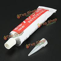 50мл 705 Прозрачный силиконовый герметик стекло металл клейкие плитки резиновый клей пластик