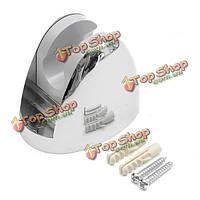 ABS Ручной душ распылительная головка фиксируется кронштейн для настенного монтажа держатель