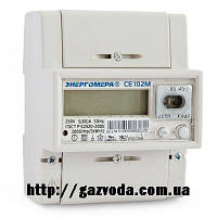 Счетчик  электроэнергии однофазный CE 102 U R5 145 JU  Энергомера