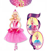 "Прима-балерина из м/ф ""Барби - розовые туфельки"" Mattel  X8810 Barbiе"