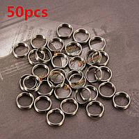 50шт нержавеющей стали дартс кольцо вала круглые кольца установить дартс аксессуары