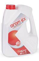 Антифриз Grom Ex -42°С G12+ красный 5 кг