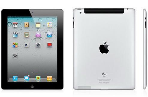 Apple iPad 2 16Gb black Wi-Fi + 3G