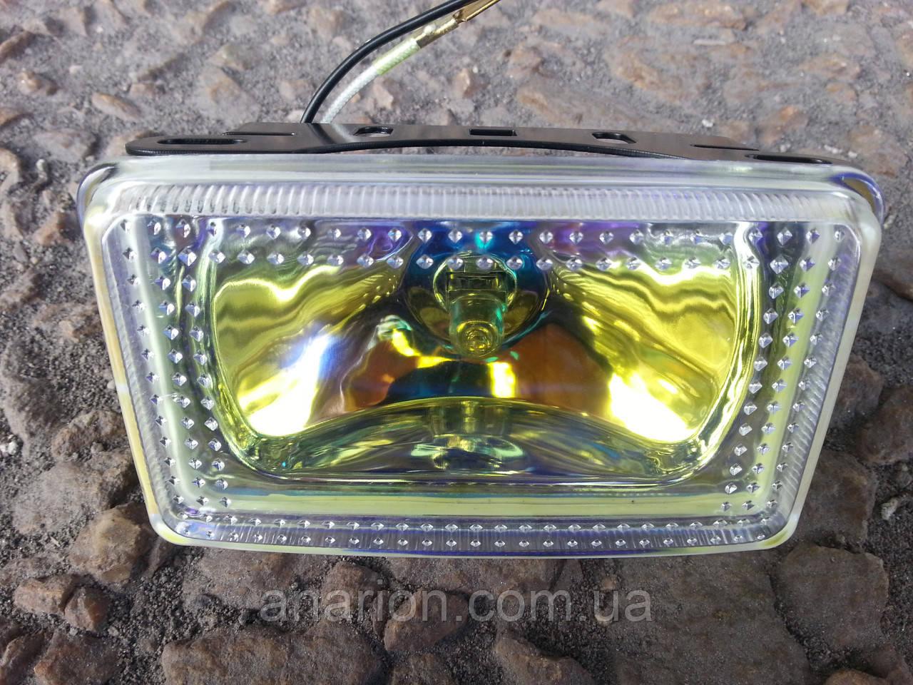 Противотуманные всепогодные фары №213 (кристалл)
