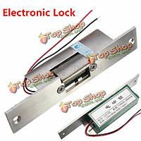 Дверь замок не безопасных нет узких электрического удара типа электронного контроля 12в.