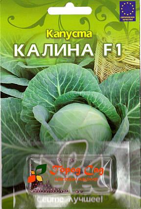 Капуста Калина F1 50шт , фото 2