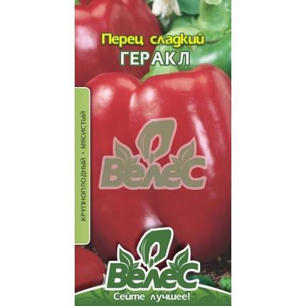 Семена перца сладкого Геракл 0,3г ТМ ВЕЛЕС, фото 2
