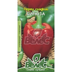 Семена перца сладкого Бирюза 0,3г ТМ ВЕЛЕС