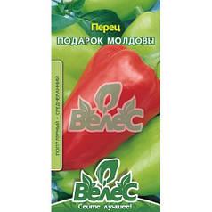 Семена перца сладкого Подарок Молдовы 0,3г ТМ ВЕЛЕС