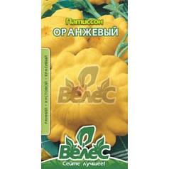 Семена патиссона Оранжевый 2г ТМ ВЕЛЕС