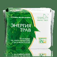 Гигиенические прокладки  на критические дни «Энергия трав» с фитомембраной