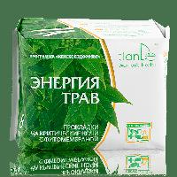 Гигиенические прокладки на критические ночи  «Энергия трав» с фитомембраной