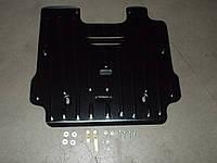Защита АКПП AUDI A4 1,8 2013- Е категории Полигон-Авто