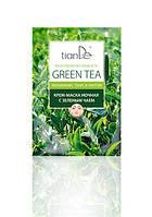 """Крем-маска ночная """"Зеленый чай"""", 18 г."""