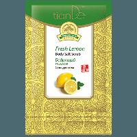 Соль для тела Бодрящий лимон