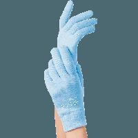 Косметические гелевые перчатки «Гидробаланс», 1 пара