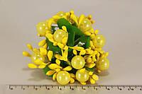 Тычинка искусственная желтая 2016-1-9-1
