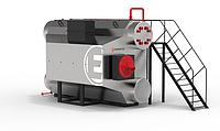 Парогенератор серии Е (ДЕ) давлением до 1,4 МПа (газ,мазут) Е-4,0-1,4 ГМ (Э)