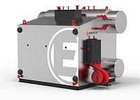 Парогенератор серии Е  давлением до 0,9 МПа (газ,мазут) Е-2,5-0,9ГМ(Э)