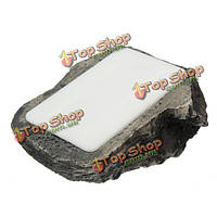 60xкоробка ключ 80x30мм камень типа смолы скрытый кейс для хранения