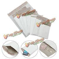 Мягкие почтовые поли пузырь отправка пластиковые самоклеющимися конверты мешки с 9 размеров