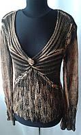 Распродажа женских кофт ажурной вязки