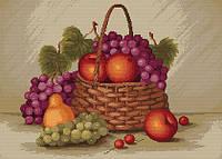 "Набор для вишивания гобелена ""Luca-S"" G450 Натюрморт с яблоками"