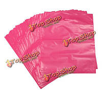 50шт роза красная сумка для покупок мешки упаковки 20-40 см